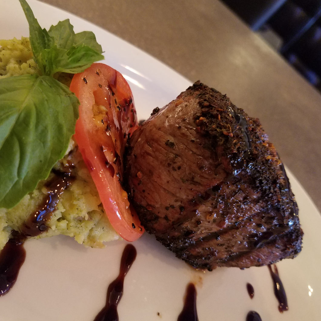 steaks, fine dining, catering, food delivery, local sourced menu, Billings, MT